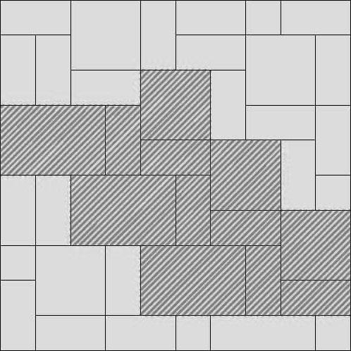 Térkő minta tervező